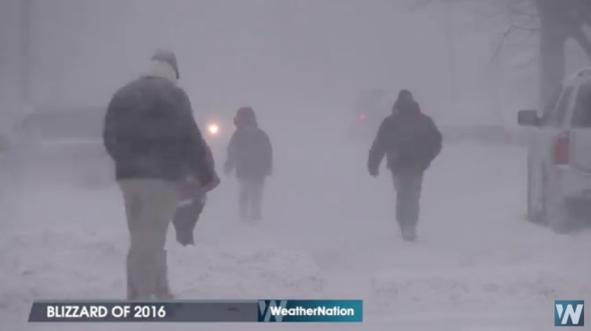 WATCH: Crippling & Deadly Blizzard in Review