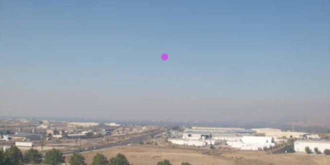 Fire Causes Dangerous Air Quality in Idaho