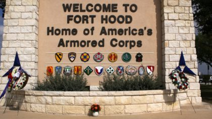 BREAKING: 3 Soldiers Dead, 6 Missing After Floods Swept Vehicle Away at Fort Hood