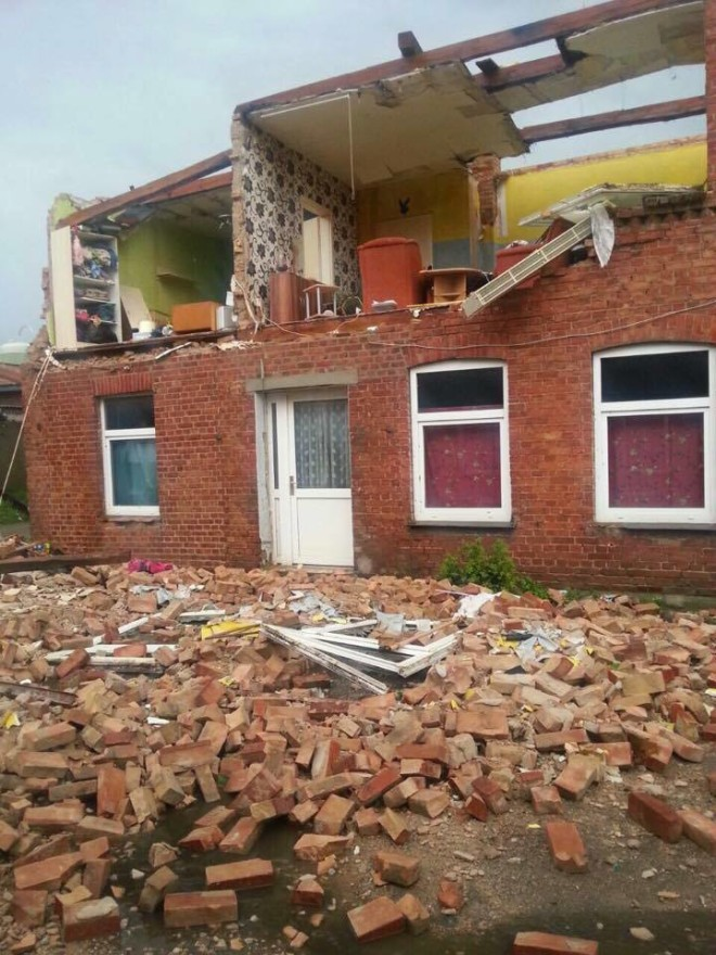 Deadly Storms Produce Tornado, Rip Through Germany