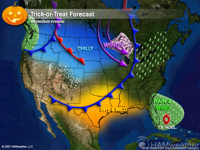 Trick-or-Treat Forecast