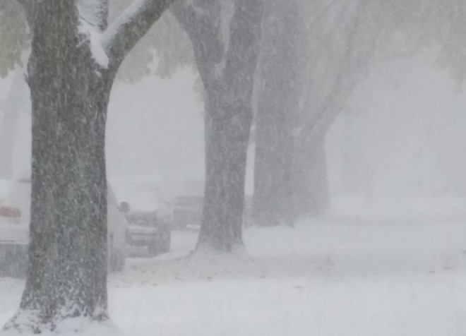 Chicago Snowstorm Goes Into Record Books