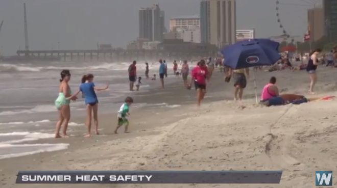 WATCH: Summer Heat – #1 Weather Related Killer in US for Past Ten Years