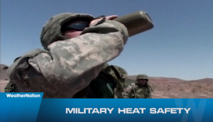 Heat Safety Know How – A Lesson From the US Armed Forces