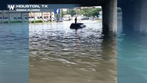 Floods, Tornadoes Blast Through Houston Metro