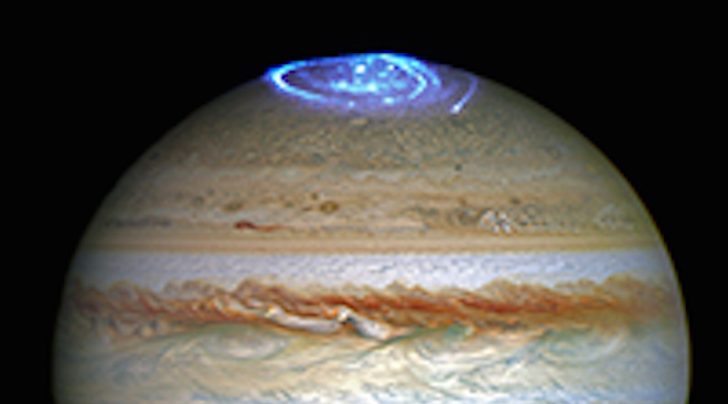WATCH: Beautiful & Stunning Auroras . . . On Jupiter