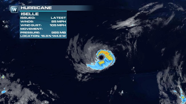 iselle currents