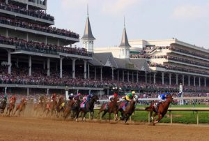 Cool with Showers Possible for the Kentucky Derby