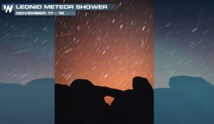 The Leonid Meteor Shower: A Colorful Show to Peak This Week