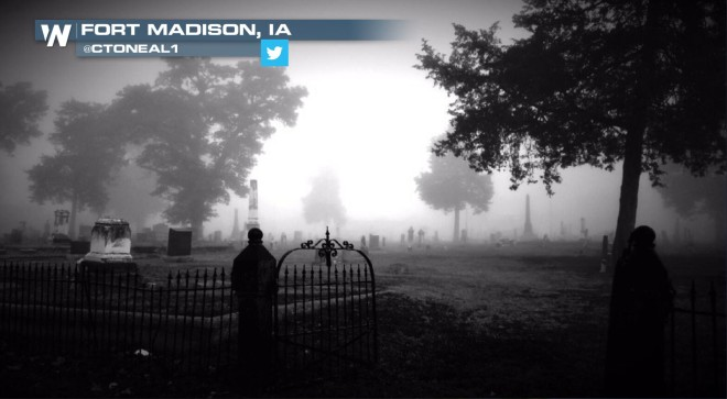 Here's The Spookiest Fog-Induced Halloween Image You'll See