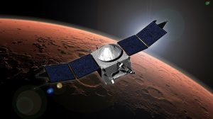 NASA's MAVEN Already Beaming Back Data, Casts New Light on Mars' Atmosphere