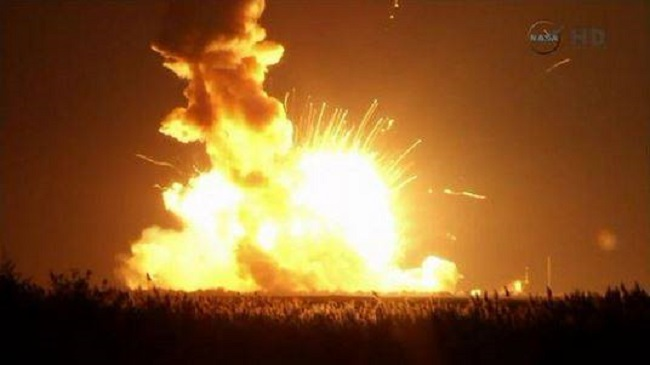 Rocket Explodes on the Launch Pad, Questions Linger About 50-Year-Old Soviet-Era Engines