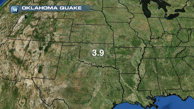 Earthquakes Continue to Rattle Oklahoma, Causing Damage Tuesday