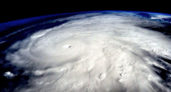 VIDEO: Family Grateful to Dodge Record Strength Hurricane