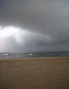 Tornado Damage in New York, Fire Risk Grows over Midwest