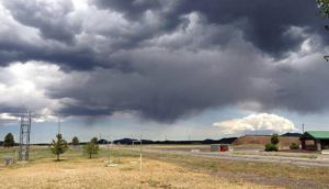 Southwest Heat and Eastern Rain T-storms