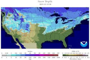 Big Changes Brewing (weekend snowstorm Chicago, 60s and 70s much of East Coast?)
