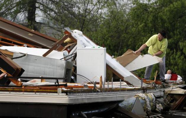Growing Heat & Severe Risk by Midweek (why tornadoes and mobile homes are a dangerous mix)