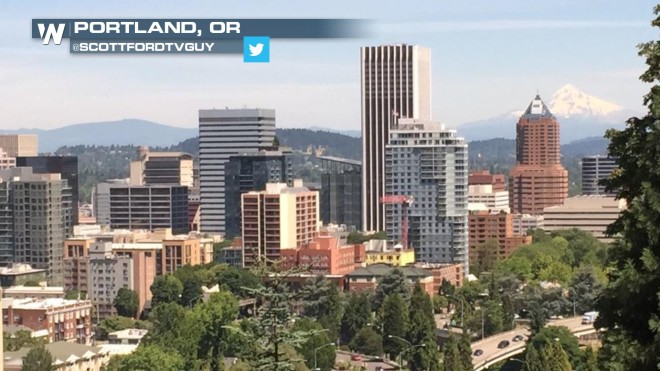 Sizzling Summer Across The Northwest Setting Records
