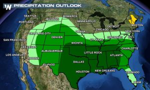 Update: November's Temperature and Precipitation Outlook