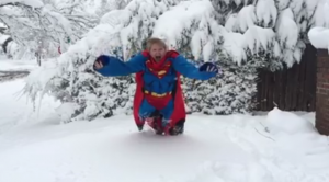The Best of Reverse Snow Angel Challenge