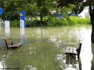 Deadly flooding in eastern Europe