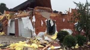 EF2 Tornado Confirmed in South Carolina