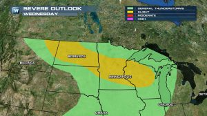 SEVERE ALERT: Upper Midwest Bracing for Rough Weather, Including Threat for Tornadoes