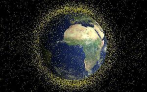 Relax! The Sky Is Not Falling on Friday the 13th, It's Just Space Junk