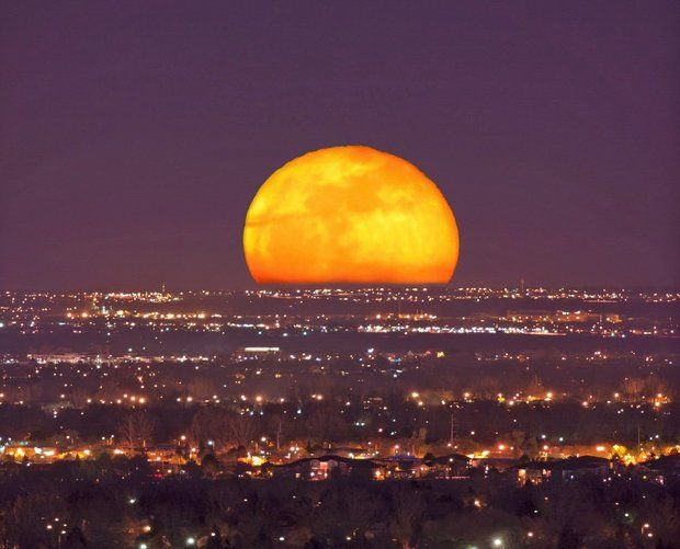 'Strawberry Moon' Appears Tuesday Night