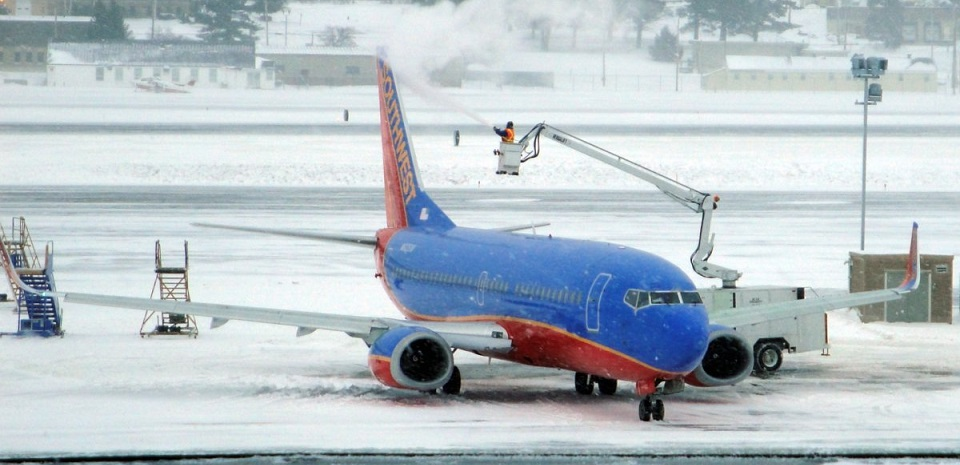 Southwest Airlines Socked with Record-Breaking Fine After Tarmac Delays, Caused By Massive Snowstorm