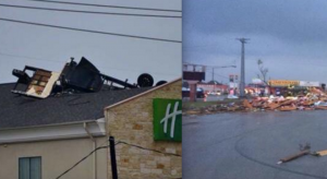 Multiple Tornado Reports in Texas