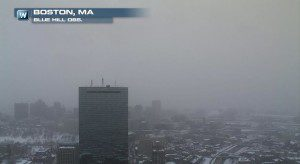 Records Continue to Fall in Snowy Boston