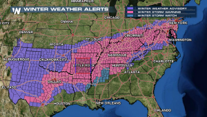 Blizzard, Tornadoes, Flooding Oh My!