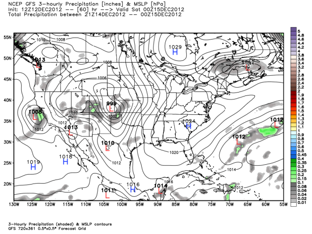 Another Midwest Storm This Weekend, Snow For Northeast Next Week?