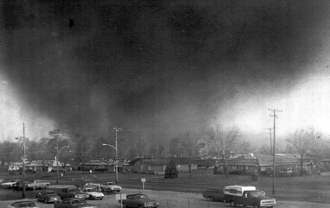 1974 Super Outbreak – 42nd Anniversary of Historic Tornado Outbreak